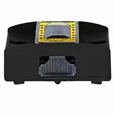More details for automatic playing card deck instant shuffler casino electronic sorter poker game