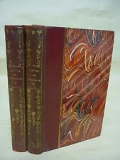 LA FONTAINE - CONTES - [D. JOUAUST] - 2 vol - 1892 - planches