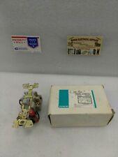 Siemens SMF F01 Manual Starter 1 Pole 277 VAC 230 VDC (#23C)(NEW)