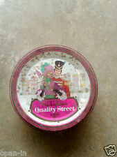 Vintage Mackintosh's Quality Street Toffee & Chocolate Tin Box, Collectible