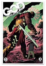 GOD COUNTRY #2 - 3rd Print - Geoff Shaw Variant Cover - NM - Image Comics!