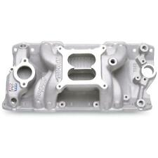 Edelbrock 7501 Performer RPM Air-Gap Small Block Chevy SBC 350 Intake Manifold