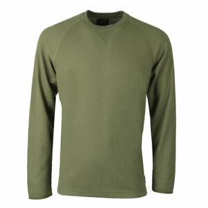 Carhartt Long Sleeve Leeward T Shirt Green