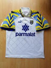 Parma 1995 1996 1997 Vintage Football Jersey S Shirt Calcio Maglia Parmalat Old