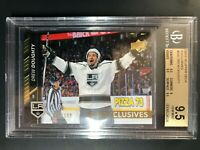 2015-16 Upper Deck UD Exclusives Drew Doughty /100 BGS 9.5
