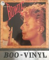 """DAVID BOWIE 7"""" & P/S (CHINA GIRL) ON EA 157 Ex Con"""