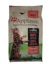 2kg Applaws Cat Adult mit Hühnchen & Lachs Katzenfutter getreidefrei