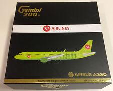 Gemini Jets 1/200 Airbus A320-200 S7 Siberian Airlines VP-BOL