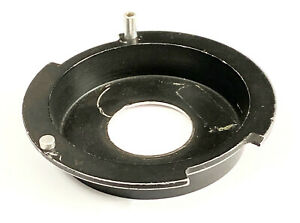 Devere 114mm Lens Board 18mm Recessed 39mm Hole