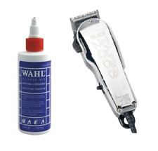 Wahl Clipper Oil 4oz and Wahl Taper 2000 Clipper