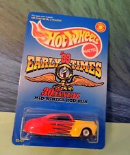 Hot Wheels '99 Early Times 30th Annual Rod Run ***SPECIAL EDITION TAIL DRAGGER