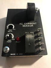 ABB SSAC AC Current Sensor ECSH41F.1C Protection Relay (FREE SHIPPING)