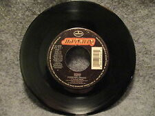 "45 RPM 7"" Record Kiss Forever Remix 1989 Mercury Records 876 716-7 Very Good+"