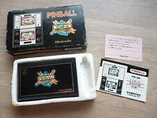 Game & Watch Pinball Nintendo PB-59