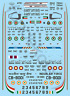 Fundekals 1/144 Decals for C-17A Globemaster III for REVELL kit - FUN14001