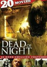 Dead of Night: 20 Movies (DVD, 2013, 4-Disc Set)Brand new