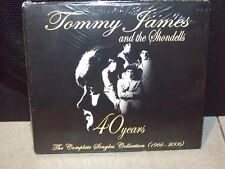 TOMMY JAMES AND THE SHONDELLS 40 YEARS THE COMPLETE SINGLES COLLECTION