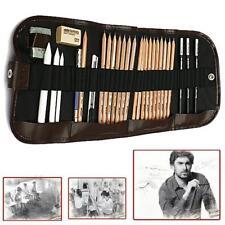 Sketch Drawing Pencils Set Art Pencil Artist Charcoal Kit Professional Sketching