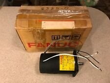 Fanuc A06B-0631-B005 DC Servo Motor 00 43 V 5.7 A 2000 RPM New Old Stock