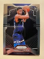 2019-20 Panini Prizm Jarrett Culver Rookie Card #252 - MINT! WOW!! MUST SEE!!!