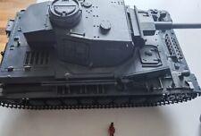 RC-Panzer IV mit Zebehör