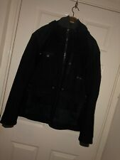 "Mens Xxl Wool Coat 2xl Next Jacket Designer 27"" Ptp Russian Coat 08/12"