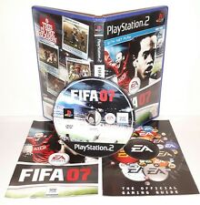 FIFA FOOTBALL 2007 07 7 - Playstation 2 Ps2 Play Station Gioco Game