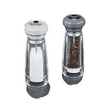 Cole /& Mason fontman 140mm conjunto de molino de cobre sal y pimienta