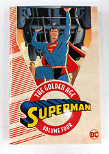 SUPERMAN THE GOLDEN AGE VOL 4 TPB (2018, DC) NM/NEW