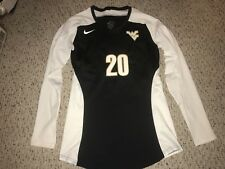 Nike West Virginia Mountaineers #20 Womens Volleyball L/S Game Jersey *M*