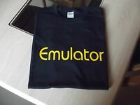 RETRO T SHIRT SYNTH SAMPLER DESIGN EMULATOR SYNTH S M L XL XXL