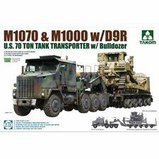 Takom Tako5002 M1070 & M1000 + D9R 70 1/72