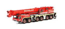 WSI Tadano Scholpp - ATF 400G-6 Mobile Crane - Die-cast 1/50 MIB Brand-new