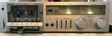 Onkyo TA-1900 Cassette Player Recorder New Belts Working Cleaned Read !