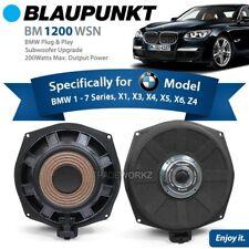 "New BLAUPUNKT BM 1200 WSN 8"" 200W BMW Factory Upgrade Plug&Play Car Subwoofer"