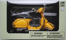 1978 VESPA P200e Del blau NewRay Motorrad Roller MODELL 1 12