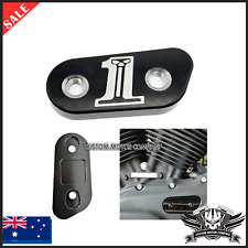 Motorcycle CNC Inspection Cover Harley Sportster Iron custom XL883 1200 48 04-16
