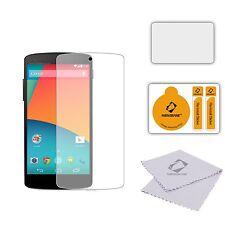 3 X Membrana Protectores De Pantalla Para Lg Google Nexus 5-Brillante Tapa Protector