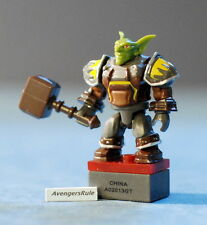World of Warcraft Mega Bloks Series 1 Goblin Warrior Common