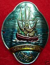 Horumersiel hiking medallion stocknagel G0839