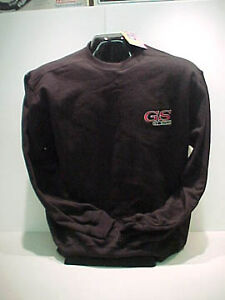 GS BY BUICK  EMBROIDERED GM LICENSED  SWEATSHIRTS