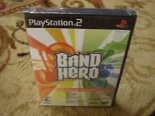 Band Hero  (PlayStation 2, 2009) new ps2