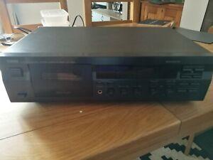 Yamaha KX-393 Cassette Deck Tape Player Recorder Dolby B/C/HX Pro
