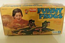 Vintage 1973 Kenner Playdoh Funny Frogs Game Sealed
