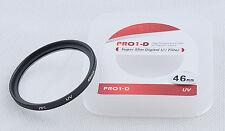 JYC 46mm UV 46UV Filter Lens Protector for Canon Nikon Sony Sigma Pentax DSLR