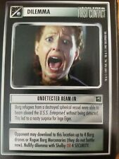 Star Trek CCG First Contact Undetected Beam-In NrMint-Mint