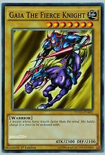 YuGiOh Gaia the Fierce Knight YGLD-ENA05 Common 1st Edition