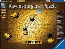 RAVENSBURGER PUZZLE*631 TEILE*KRYPT GOLD*RARITÄT*NEU+OVP