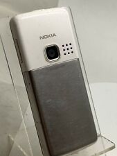 Nokia 6300 - White Silver (Unlocked) Mobile Phone