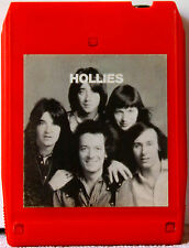 HOLLIES Self Titled 8 TRACK TAPE  CARTRIDGE